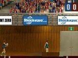 Очень реалистичная игра в волейбол с непростым управлением.