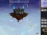 Вы играете за лидера Повелителей Ветров и должны защитить летающий замок от вражеских атак, пытаясь продержаться 8 дней, до того как придет помощь от соседнего племени. В перерывах стройте и улучшайте защитные юниты, апгрейдите крепость!