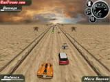 В этой игре вам предлагают поучаствовать в гонках на суперкарах по предместью Лос-Анджелеса и непосредственно в городе. Маневрируйте на трассе, подбирайте деньги и избегайте столкновений!
