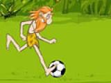 Многие думают, что футбол был придуман в современном мире. Но как оказалось доисторические люди тоже играли в эту спортивную игру.