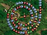 Игра Светлоград напоминает такую игру, как классическая зума. Нужно будет стрелять шарами разного цвета по движущейся змейке из таких же шариков. Отличие заключается в том, что на пути между пушкой и шариками могут появляться преграды. Но если по этим преградам стрелять, они разрушатся и принесут дополнительные бонусы.