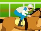 В этой игре Вам предстоит поучаствовать в настоящих скачках. Но для того что бы Ваша лошадь победила Вам необходимо будет с максимально высокой скоростью набирать английские слова на клавиатуре. Это позволит выработать высокую скорость набора, и поможет запомнить правописание некоторых английских слов.