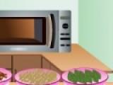 Эта игра подойдет тем кто любит готовить и не прочь научиться новому кулинарному рецепту. Под четким руководством нашего шеф-повара Вам предстоит приготовить вкуснейшую калифорнийскую пиццу. После приготовления виртуальной пиццы, вы сможете воплотить рецепт и в реальности.