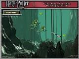 Второй этап турнира магов, который должен пройти Гарри Поттер - подводное путешествие в негостеприимных водах!