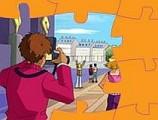Попробуйте собрать пазл и узнать, куда в этот раз отправились подружки Тотали Спайс, и что их ждет. Собрав фрагменты пазла Вы сможете увидеть, отправились девочки на очередное задание или на прогулку!