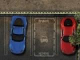Вас не удивить очередной игрой про парковку автомобилей. Тогда попробуйте припарковать хоть один автомобиль в этой игре. Обратите внимание, на нижнюю часть игрового поля, в котором указано какие кнопки отвечают  за движение транспорта. Кстати кнопки управления легко могут поменять свое значение.