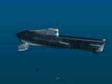 Представьте, что Вы настоящий капитан субмарины. Постарайтесь плыть не заметно. А самое главное избегайте столкновений со скалами, подводными минами и другими кораблями. Кликайте левой кнопкой мыши, что бы подниматься или опускаться.