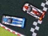 В этой игре нужно обогнать всех соперников и удержаться на первом месте. Спортивный автомобиль у тебя уже есть. Осталось победить! под силу ли это тебе?!
