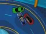 Перед Вами очень красочная игра про гонки по кольцевым извилистым трассам на спортивных автомобилях. цель этой игры прийти первым к финишу обогнав всех соперников.