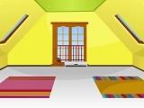Вы выбрали мансардный этаж в новом доме в качестве комнаты для детей. Предметы готовы для их перестановки и теперь настало время обставить ее новой мебелью и прочими декорациями. Подсказка по ходу игры покажет вам где и что лучше разместить.