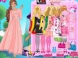 Барби собралась на свидание. Помоги девушке подобрать красивый наряд и макияж в этой увлекательной игре для девочек. Продумай каждую деталь, что бы Барби стала еще красивее.