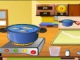 Пришла весна и с ней время пикников. Давайте с вами приготовим еду для пикника в увлекательной игре про кулинарию. Для многих девочек это будет первый опыт готовки блюд на пикник. Эта игра научит Вас готовить сандвичи и холодный чай, салат, а так же вкусное овсяное печенье.