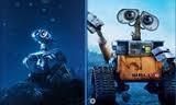 Ещё одна игра жанра Similarities. Находите сходства между двумя абсолютно разными картинками с героями мультфильма Wall-e.