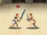 Почувствуй себя настоящим гладиатором времен Древнего Рима. Создай своего героя и проведи его через массу жестоких и кровавых поединков, улучшая его навыки, стойкость и закаленность к вражеским ударам. Победитель Коллизея должен быть один!