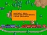 Цель  интеллектуальной игры Railway Valley Missions управлять стрелочными переездами, по которым ездят поезда. Цвет поезда соответствует цвету станции, на которую он должен прибыть. Кликай правой кнопкой мыши на переезд, направление которого нужно изменить.