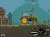 Оседлайте тяжеловесный трактор. Отправляйтесь в трудную гонку по холмам, скалам, и ящикам. Не дайте трактору перегреться иначе он может взорваться. Используйте ковш трактора для преодоления булыжников и ящиков.