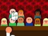 В этой игре Вам придется стать барменом. К Вам будут приходить люди, а Вы должны их обслужить качественно и быстро. Следите за тем, что бы очередь не скапливалась очень большая.