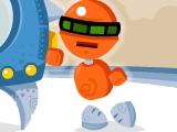 В этой игре вы будете управлять пришельцем по имени Джо, который собирает образцы животных на нашей планете. После того, как животные собраны, необходимо приземлиться на стартовой площадке. Стрелочки управляют перемещением звездолета пришельца. А что бы забрать животное необходимо нажать пробел.