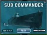 Перед Вами очередная игра на ловкость, в которой Вы должны управлять подводной субмариной. Используйте левую кнопку мыши, что бы подводная лодка всплывала или погружалась. Избегайте столкновений с минами и подводными скалами.