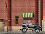 Иногда и полицейские сходят сума. Так вот ты и есть такой полицейский,который спешит на своем автомобиле неизвестно куда круша на своем пути все что можно!