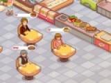 Перед вами отличная игра про обслуживание в ресторане. Ваша задача обслуживать посетителей и не перепутать заказы, которые они сделали. Если вы все сделаете правильно, то Ваше кафе будет приносить доход.