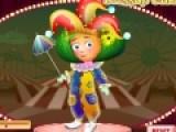 Цирк нравится детям и взрослым. Твоя задача одеть клоуна Керол, что бы она могла порадовать и развеселить ребятню. Создай самый смешной образ для смешного персонажа.
