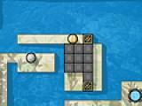 В этой игре Вам необходимо доставить серебряную сферу до портала. Сделайте это как можно быстрее.