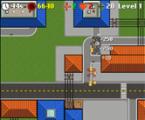 Эта игра напоминает старые добрые Танчики. В ней так же нужно ездить по окрестности и обстреливать вражеские танки. Только здесь вместо однообразных кирпичных стен и чёрного фона - весёленький ландшафт.