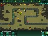 Примите участие в эпической войне роботов против монстров. Вам поручено охранять участок дороги при помощи 6 видов башен, у каждой из которых свои индивидуальные особенности. В игре можно использовать 4 вида разных тактик.