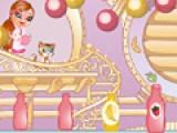Что бы пройти уровень в этой игре, необходимо наполнить все бутылки. Для этого при помощи мышки перетягивай шарики в бутылки такого же цвета. Поспеши! Иначе бутылки уедут пустыми.