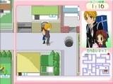 Мальчик с сестрой опаздывают в школу, до занятий всего две минуты и Вам нужно провести детей по лабиринту улиц, минуя люки, автобусы и другие преграды. Хорошо что хоть мини-карта помогает!