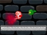 Помоги барашку избежать неминуемой смерти. Что бы это произошло, он должен бежать как можно быстрее. Ты должен помочь барану перепрыгивать через ящики, которые замедляют его бег. Используй для этого пробел или стрелку вверх на клавиатуре.