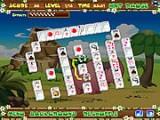 Отличный Маджонг для всех поклонников игры. Много разных бонусов, а также есть моменты, которые создают оригинальную обстановку в игре - смена дня и ночи, облака, которые закрывают фишки и т.д.