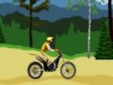 Мотогонки бывают разные. Некоторые гонки на мотоциклах проходят на бездорожье. Цель таких гонок добраться до финиша и не разбить свой дорогущий байк. Иначе гонку придется начинать сначала.