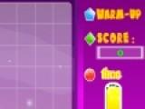 В этой игре Вам придется думать и действовать очень быстро. Ваша задача за ограниченный промежуток времени убрать с игрового поля как можно больше кристаллов. Что бы кристаллы исчезли, необходимо нажимать левой кнопкой мыши на группы состоящие из трех и боле кристаллов одного цвета.
