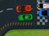 Прими участие в гонках по извилистым круговым трассам. Обгони соперников и постарайся прийти первым. Гонки - это отличный способ доказать всем, что ты отлично водишь автомобиль.