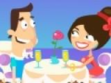 Романтичный ужин при свечах это так здорово. И нет сил удержаться от страстных поцелуев. Но постарайтесь целоваться так, что бы вас ни кто не заметил. А в то время когда твой спутник будет отлучаться можешь немного припудрить носик. Но не дай этого ему увидеть, что бы не испортить о себе впечатление.