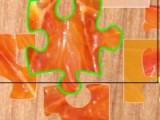 Если собрать рассыпавшиеся кусочки пазла правильно то перед вами появится великолепное фото сочных и вкусных фруктов.