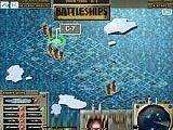 Расставляйте 9 своих корабликов и начинайте морское сражение с анимацией каждой вашей атаки на врага. Доступны четыре режима игры: одиночный выстрел, тройной выстрел, каждый корабль стреляет по врагу и стрельба до первого промаха.