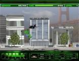Бродилка и файтинг на флеше по мотивом комиксов и одноименного фильма Халк. Управление стрелками, удар - пробел,  прыжок - Ctrl.