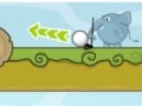 Перед Вами прекрасная спортивная игра Гольф. Цель этой игры на ловкость забить мячик при помощи клюшки в лунку. Для этого используйте компьютерную мышь, что бы выбрать силу и угол удара по мячику.