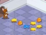 Игра Джерри лунатик - мышонок Джерри лунатик и ходит во сне.