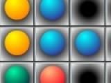Перед Вами не простое поле с клеточками. С каждым Вашим ходом в клеточках будут появляться цветные шарики. Ваша задача выстраивать одинаковые шарики в линию, что бы они исчезли и не заполнили полностью все клеточки.