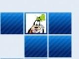 Отличная игра развивающая зрительную память. Перед вам карты с изображениями Микки Мауса и его друзей. Ваша задача убрать все карты с игрового поля. Переворачивай их кликая мышкой. Если открыть две одинаковые картинки, карты исчезну с игрового поля. Постарайтесь делать все быстрее. Время у Вас ограничено.