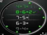 Эта игра покажет, на сколько хорошо и быстро ты умеешь считать. На игровом поле будут появляться примеры. Твоя задача, как можно быстрее, ввести правильный ответ. Для этого используй цифровые кнопки на клавиатуре.