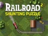 Играя в эту игру Вам предстоит управлять не поездами. Доставлять вагоны с грузом на нужные станции и по возможности не путать направление разных составов.
