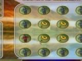 В этой игре тебе предстоит искать кольца, которые ведьма спрятала под своими шляпами. В левой части игрового поля показано, где находятся кольца. Но с каждым уровнем эта подсказка будет исчезать все быстрее.