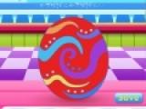 Эта игра понравится творческим личностям. Ведь ее цель разукрашивать пасхальные яйца. Создайте свою неповторимую коллекцию раскрашенных яичек.