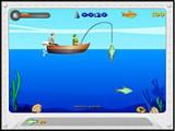 В этой игре Вас снова ждет ловля определенного количества рыбы на время! Так что забрасывайте снасть и вперед -  к победе!
