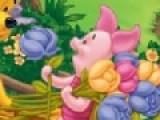 В этой красочной игре Винни пух и Пятачок идут за воздушными шариками. Но на их пути много препятствий. Помоги друзьям пробраться сквозь все помехи к воздушным шарикам.